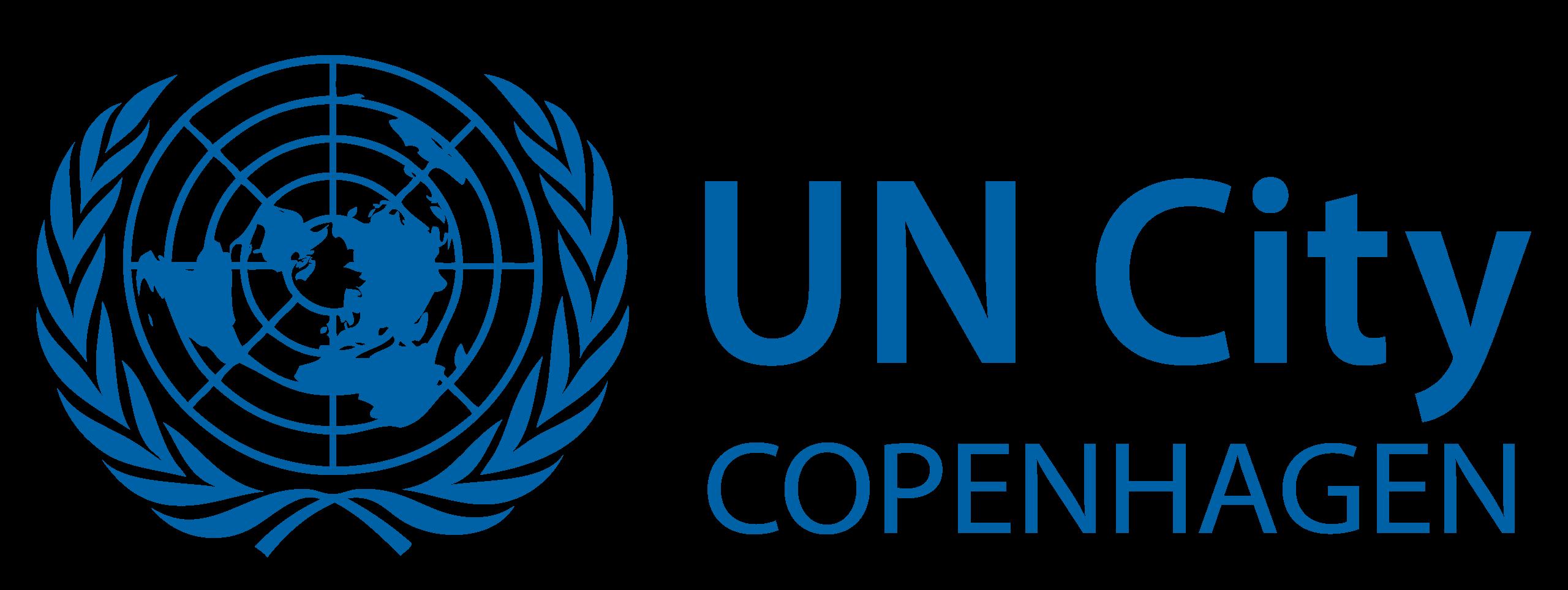 UN City logo